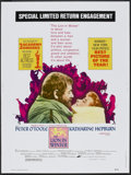 "Movie Posters:Historical Drama, The Lion in Winter (Avco Embassy, R-1975). Poster (30"" X 40"").Historical Drama.. ..."