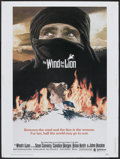 "Movie Posters:Adventure, The Wind and the Lion (MGM/UA, 1975). Poster (30"" X 40"").Adventure.. ..."