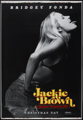 "Movie Posters:Crime, Jackie Brown (Miramax, 1997). Bus Shelters (2) (48"" X 70"") DSAdvance Bridget Fonda & Michael Keaton Styles. Crime.. ...(Total: 2 Items)"