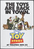 "Movie Posters:Animated, Toy Story (Buena Vista, 1995). Bus Shelter (48"" X 70"") DS.Animated.. ..."