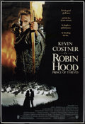 "Movie Posters:Adventure, Robin Hood: Prince of Thieves (Warner Brothers, 1991). Bus Shelter(48"" X 70"") DS Advance. Adventure.. ..."