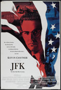 "Movie Posters:Drama, JFK Lot (Warner Brothers, 1991). Bus Shelters (2) (48"" X 70"") DS. Drama.. ... (Total: 2 Items)"