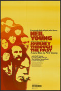 """Movie Posters:Rock and Roll, Journey Through the Past (New Line, 1974). Poster (24.5"""" X 37""""). Rock and Roll.. ..."""