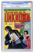 Silver Age (1956-1969):Horror, Adventures Into The Unknown #169 (ACG, 1966) CGC NM- 9.2 Off-whitepages....