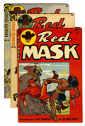 Silver Age (1956-1969):Western, Red Mask #42-54 Group (Magazine Enterprises, 1954-57) Condition:Average VG+.... (Total: 14 Comic Books)