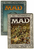 Magazines:Mad, Mad #27 and 28 Group (EC, 1956)....