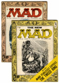 Magazines:Mad, Mad #25 and 26 Group (EC, 1955) Condition: Average VG+.... (Total:2 Comic Books)