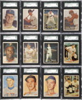 Baseball Cards:Sets, 1957 Topps Baseball High Grade Complete Set (407)....