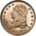 Bust Dimes, 1828 10C Small Date MS65 ★ Prooflike NGC....