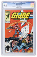 Modern Age (1980-Present):Superhero, G. I. Joe #30 (Marvel, 1984) CGC NM/MT 9.8 Off-white to white pages....