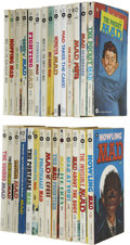 Memorabilia:MAD, Mad Paperback Book Group (Signet/Warner, 1970s-90s).... (Total: 28Items)