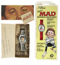 Memorabilia:MAD, Mad Watch Group (1980s).... (Total: 2 Items)