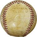 Autographs:Baseballs, Ed Walsh Single Signed Baseball. ...