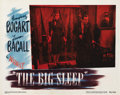 "Movie Posters:Crime, The Big Sleep (Warner Brothers, 1946). Lobby Card #3 (11"" X14"")...."