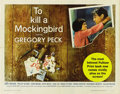"Movie Posters:Drama, To Kill a Mockingbird (Universal, 1963). Half Sheet (22"" X 28""). ..."