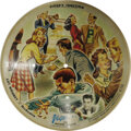 "Music Memorabilia:Recordings, Vogue 10"" Picture Disc Group of 6. Vogue 730 ""Piper's Junction""/""All Through the Day"" Art Mooney and His Orchestra; Vogue 7...(Total: 6 )"