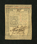 Colonial Notes:Pennsylvania, Pennsylvania October 1, 1773 50s Extremely Fine....