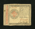 Colonial Notes:Continental Congress Issues, Continental Currency January 14, 1779 $80 About New....