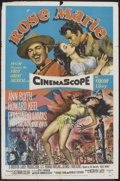 """Movie Posters:Musical, Rose Marie (MGM, 1954). One Sheet (27"""" X 41""""). Musical.. ..."""