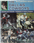Football Collectibles:Others, Dallas Cowboys Signed Book....