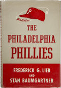 Autographs:Others, Philadelphia Phillies Signed Book....