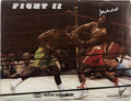 Boxing Collectibles:Autographs, Muhammad Ali Signed Program ...