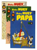 Silver Age (1956-1969):Cartoon Character, Baby Huey and Papa #6-33 File Copies Group (Harvey, 1963-68) Condition: Average NM-.... (Total: 28 Comic Books)