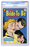 Silver Age (1956-1969):Romance, True Bride-to-Be Romances #24 File Copy (Harvey, 1957) CGC VF+ 8.5Light tan to off-white pages....