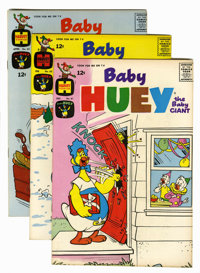 Baby Huey, the Baby Giant #61-99 File Copies Group (Harvey, 1964-80) Condition: Average NM-.... (Total: 39 Comic Books)