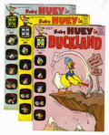 Silver Age (1956-1969):Cartoon Character, Baby Huey in Duckland #3-15 File Copies Group (Harvey, 1962-66) Condition: Average VF/NM.... (Total: 13 Comic Books)
