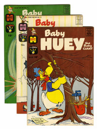 Baby Huey, the Baby Giant #41-60 File Copies Group (Harvey, 1961-64) Condition: Average NM-.... (Total: 20 Comic Books)