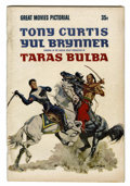 Memorabilia:Movie-Related, Great Movies Pictorial #2 Taras Bulba (Curtis Circulation, 1962)Condition: VG....
