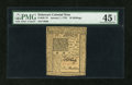 Colonial Notes:Delaware, Delaware January 1, 1776 10s PMG Choice Extremely Fine 45 EPQ....