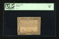Colonial Notes:Maryland, Maryland August 14, 1776 $6 PCGS Very Fine 35....
