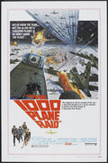 "Movie Posters:War, The 1000 Plane Raid (United Artists, 1969). One Sheet (27"" X 41"").War.. ..."