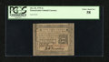 Colonial Notes:Pennsylvania, Pennsylvania October 25, 1775 2s PCGS Choice About New 58....