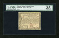 Colonial Notes:Rhode Island, Rhode Island July 2, 1780 $20 PMG Choice Very Fine 35....