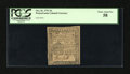 Colonial Notes:Pennsylvania, Pennsylvania October 25, 1775 3d PCGS Choice About New 58....
