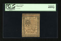 Colonial Notes:Pennsylvania, Pennsylvania October 1, 1773 10s PCGS Extremely Fine 45PPQ....