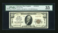 National Bank Notes:West Virginia, Fairview, WV - $10 1929 Ty. 1 The First NB Ch. # 10219. ...