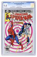 Modern Age (1980-Present):Superhero, The Amazing Spider-Man #201 (Marvel, 1980) CGC NM/MT 9.8 Off-whiteto white pages....