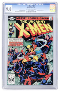 X-Men #133 (Marvel, 1980) CGC NM/MT 9.8 Off-white to white pages