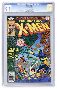 X-Men #128 (Marvel, 1979) CGC NM/MT 9.8 Off-white to white pages