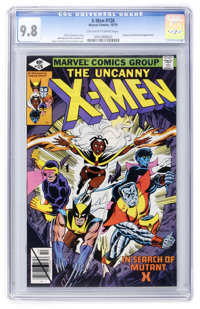 X-Men #126 (Marvel, 1979) CGC NM/MT 9.8 Off-white to white pages