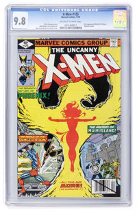 X-Men #125 (Marvel, 1979) CGC NM/MT 9.8 Off-white to white pages