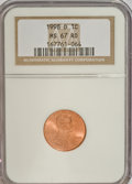 Lincoln Cents, 1998-D 1C MS67 Red NGC. NGC Census: (0/0). PCGS Population(123/42). Numismedia Wsl. Price for NGC/PCGS coin in MS67: $42....