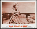 "Movie Posters:Cult Classic, Hot Rods to Hell Lot (MGM, 1967). Lobby Cards (8) (11"" X 14""). CultClassic.. ... (Total: 8 Items)"