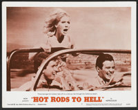 "Hot Rods to Hell Lot (MGM, 1967). Lobby Cards (8) (11"" X 14""). Cult Classic. ... (Total: 8 Items)"