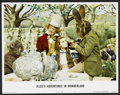 "Movie Posters:Children's, Alice's Adventures in Wonderland (American National Enterprises, 1972). Lobby Card Set of 8 (11"" X 14""). Children's.. ... (Total: 8 Items)"