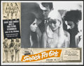 """Movie Posters:Bad Girl, Swedish Fly Girls (Trans American, 1972). Lobby Card Set of 8 (11""""X 14""""). Bad Girl.. ... (Total: 8 Items)"""